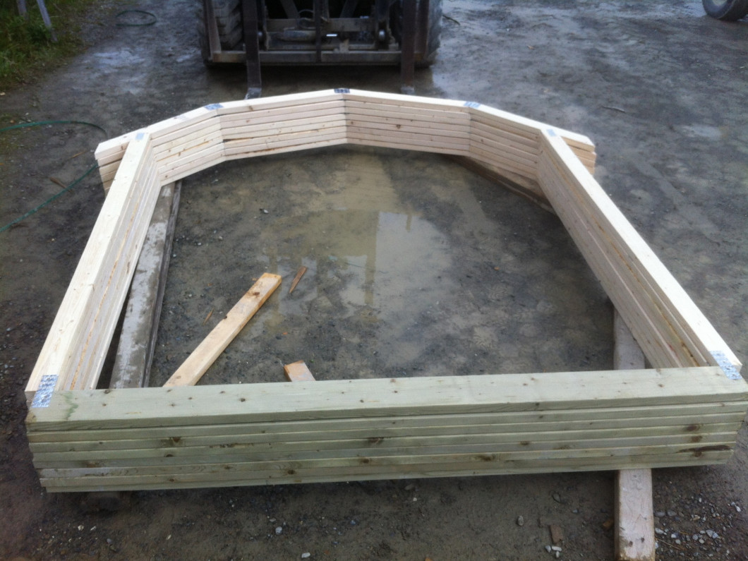 Baby Barn Frames & Construction Materials